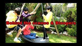 Behind the scenes & Bloopers