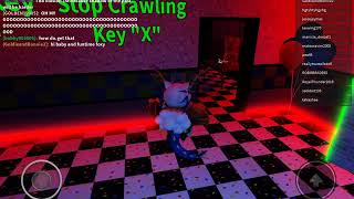 How to get illusion and shadow of the past badge in roblox FNAF rp