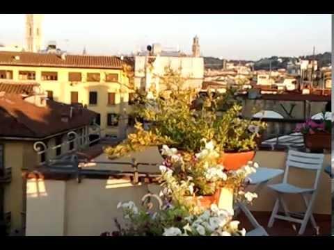 Hotel Annabella Centro Storico Di Firenze Terrazza Panoramica Sul Tetto Www Hotelannabella It