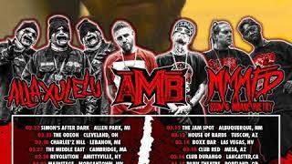 Axe Is Family Tour heading to a town near YOU! Axe Murder Boyz - Alla Xul Elu - MMMFD