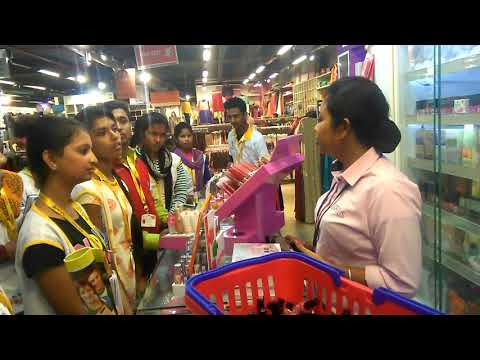 Krishnagar Bigbazaar ladies department