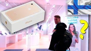 Сколько стоит iPhone 7 в Финляндии(, 2017-01-21T14:37:09.000Z)