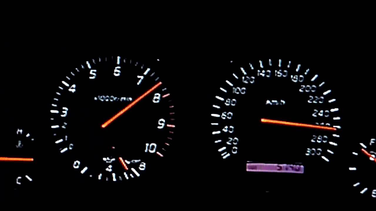 Nissan Skyline R34 GT-R Top Speed Run -GT5- - YouTube