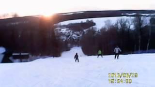 Лоза. Семейный сноубордический отдых. 29.03.2013(, 2013-03-30T21:01:57.000Z)