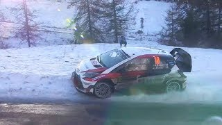 WRC | Rally On The Limits | Maximum Attack | 2016/2017 Compilation