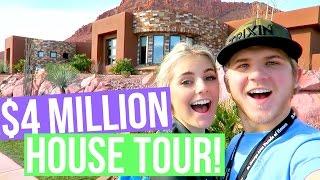$4 MILLION HOUSE TOUR!