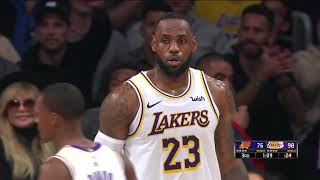 Los Angeles Lakers vs Phoenix Suns | January 1, 2020