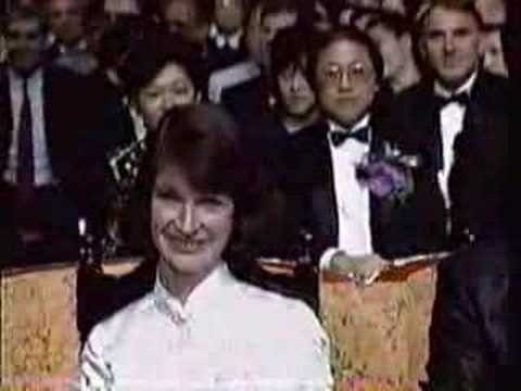 Miss Universe 1988- Celebrity Judges