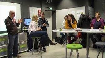 SINCO case: Rovaniemen kirjasto