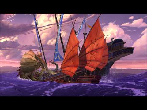 Sinbad: Legend Of The Seven Seas - Trailer