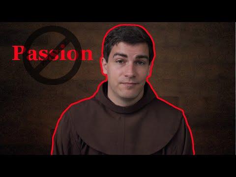 Don't Follow Your Passion (A Graduation Speech)