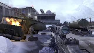 a very good hidden sniper mission from Modern Warfare 2