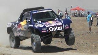 Rally Dakar 2013 Peru Argentina Chile 5ta Etapa - El Rugir de los Coches - Tacna Perú