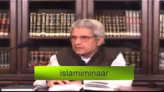 Javaid Ghamdi accepts MIRZA GHULAM AHMAD was a GREAT ALIM - Ahmadiyya