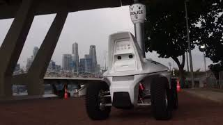 New police robot to be featured at the Chingay parade