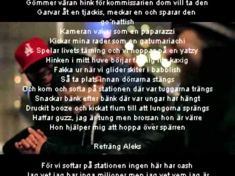 Ison & Fille - Stationen lyrics