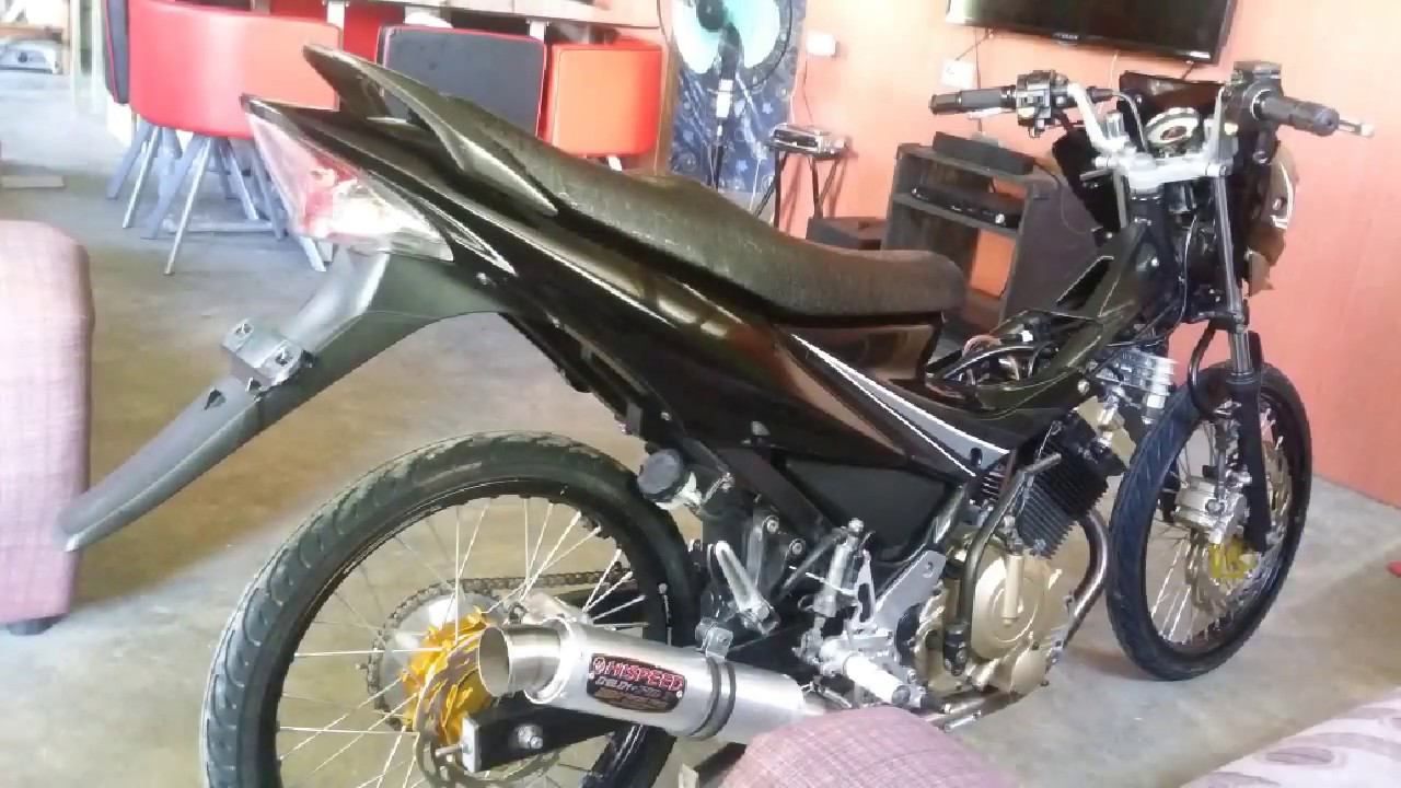 My 2010 Newbreed Raider R150 Before And After.show As Your