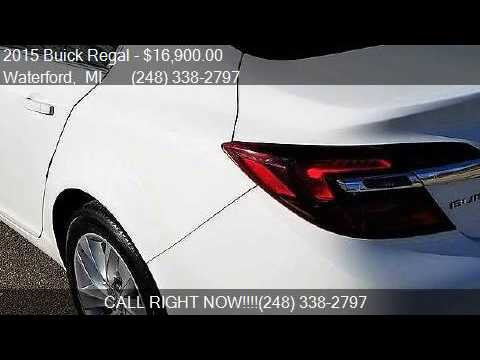 2015 Buick Regal Fleet 4dr Sedan for sale in Waterford, MI 4