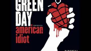 Green Day- Wake Me Up When September Ends (Lyrics)