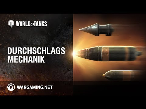 Durchschlagsmechanik [World of Tanks Deutsch]