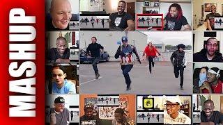 Captain America Civil War BUDGET Videos Trailer Reactions Mashup