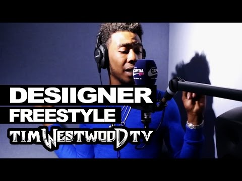 Desiigner freestyle acapella - Westwood