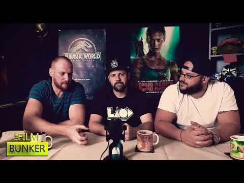 The Film Bunker S1, EP3 Top 10 Villains