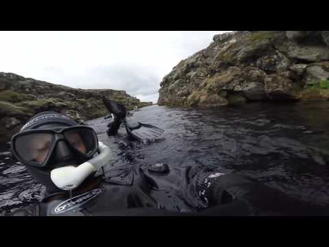 Silfra Snorkeling May 2016 - Iceland