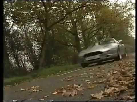 Old Top Gear - New Aston Martin DB7 Road Test