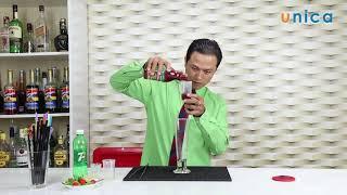 Bài 67 Cách làm soda mứt trái cây