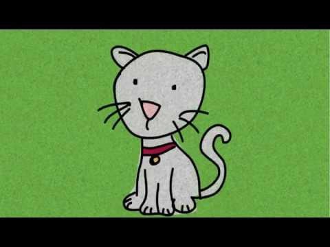 Три маленькие котята | Популярные детские стихи для детей