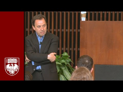"""""""Hope in the Unseen"""" with RISE Kovler Fellow Ron Suskind"""