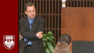 """Hope in the Unseen"" with RISE Kovler Fellow Ron Suskind"