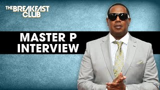 Master P Talks No Limit History, Entrepreneurship, Snoop Dogg, Verzuz + More