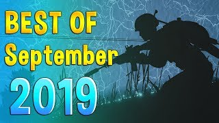PUBG WTF Best of September  2019 Funny Daily Moments Highlights
