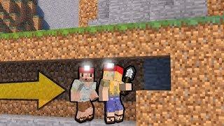 ZROBILIŚMY PODKOP! - Minecraft EWO
