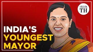 Meet Arya Rajendran, India's youngest Mayor