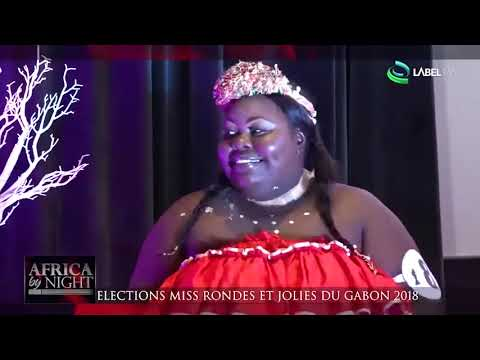 Africa By Night LabelTV Miss Rondes et jolies GABON