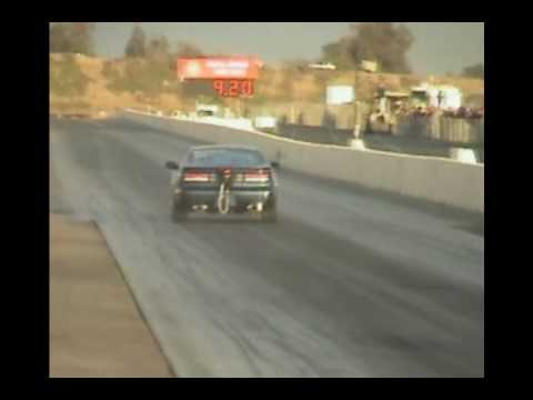 9 38 @ 148mph - 300ZX Twin Turbo - Greg Dupree of Specialty