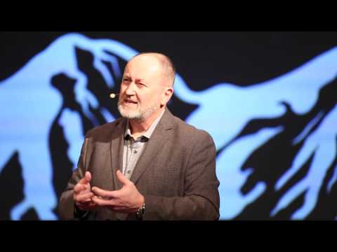 The Courage to be Yourself | Bruce Cairnie | TEDxLangleyED