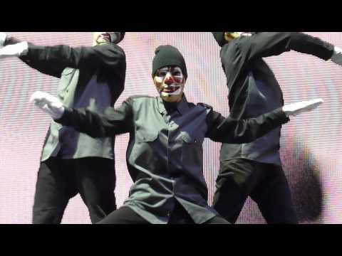 Madonna  MDNA Tour Washington, DC #1  Justify My Love