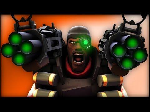 NERF the Iron Bomber PLEASE Valve - TF2 Highlights