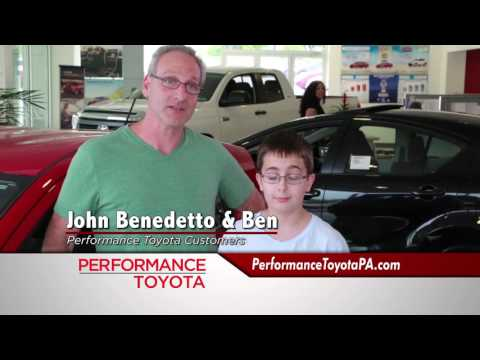 Certified Toyota in Reading, PA