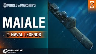 Naval Legends: Maiale | World of Warships