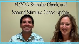 $1,200 Stimulus Check Second Stimulus Check for SSDI, SSI, Social Security- Thursday July 2nd Update