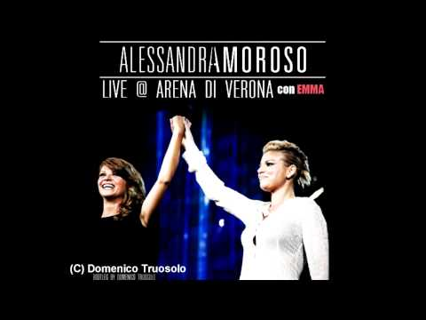 Alessandra Amoroso con Emma - Ciao / Non è l'inferno (Duetto)