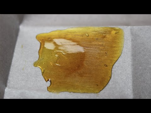 """""""Sour Tangie"""" - (Concentrate Review)"""