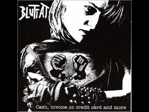 Bluttat - Cash, invoice or credit card (1986) [full album]