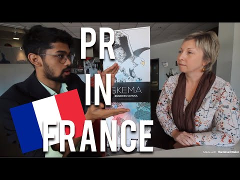 (STAYBACK)FRANCE PR AND RESIDENCE PERMIT: POST STUDIES