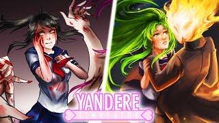 PEUT-ON INVOQUER LES 2 DEMONS ? | Fun Yandere Simulator Mini